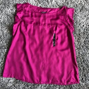 Banana Republic Fuchsia Top